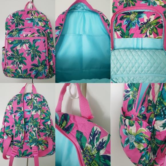 (2+1) Vera Bradley Backpack